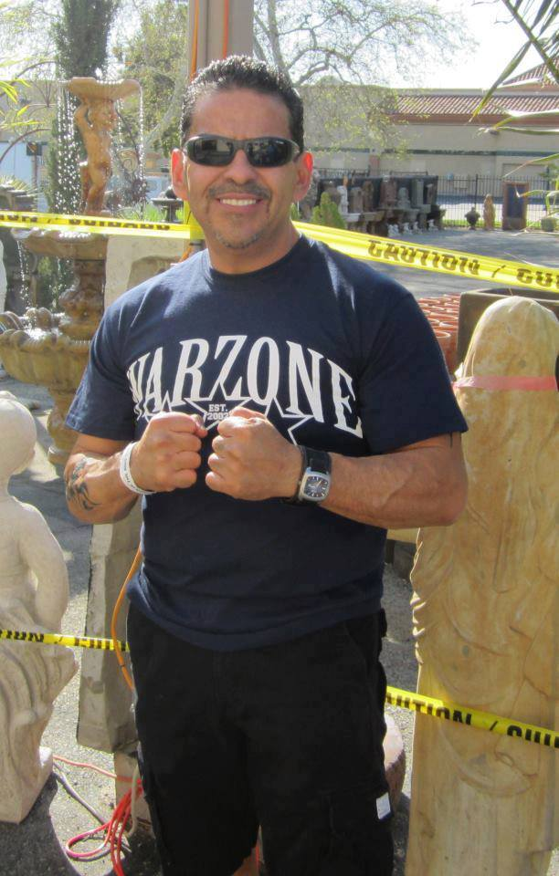 Ben Ordonez survives a Stroke and recovers with the help of the Warzone Boxing Club
